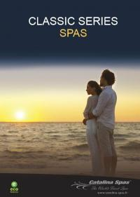 catalogue CATALINA SPAS gamme Classic 2014-2015