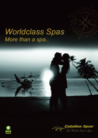 catalogue CATALINA SPAS gamme world 2014-2015