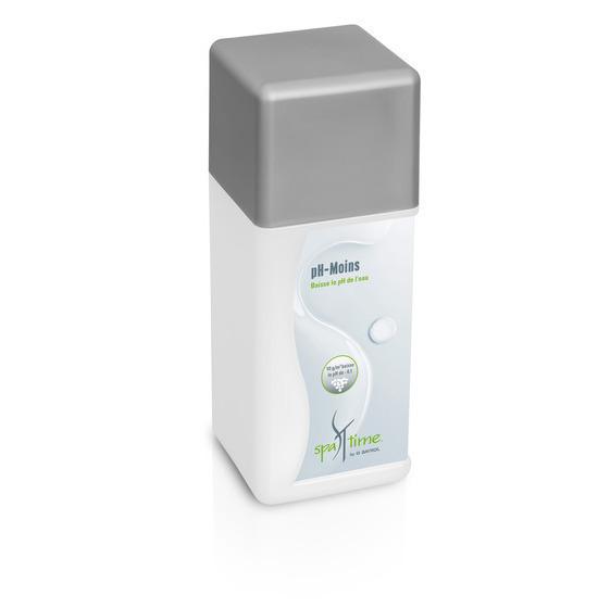 ph minus produit traitement d'eau pour spa et jacuzzi Spatime Bayrol