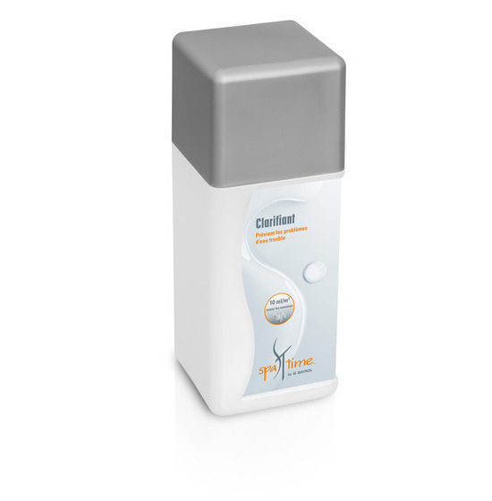 Clarifiant produit traitement d'eau pour spa et jacuzzi Spatime Bayrol