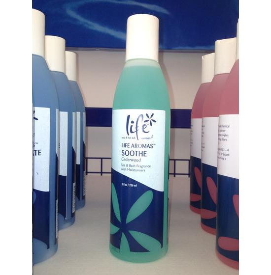 Huile essentielle aromathérapie life pour spa et jacuzzi