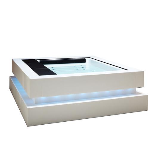 Achat Vente jacuzzi design AQUAVIA SPAS Modèle Cube sur spa-toulon-var.fr