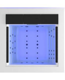 Vente de jacuzzi AQUAVIA SPA modèle Cube à Sanary sur Mer 83110