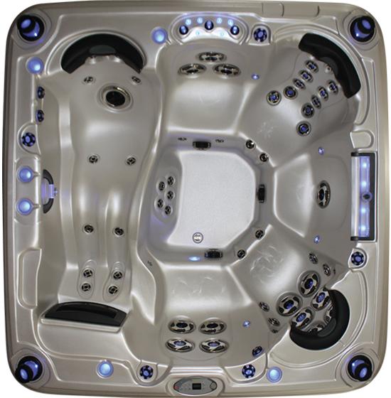 Vente de jacuzzi CATALINA SPAS modèle Constellation à Cuers 83390