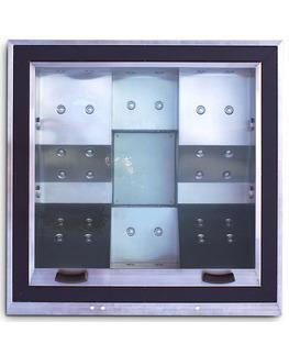 Vente de jacuzzi AQUAVIA SPA modèle Inox Elegant à Bandol 83150