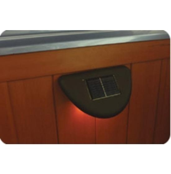 Lampe solaire d'appoint pour spa et jacuzzi