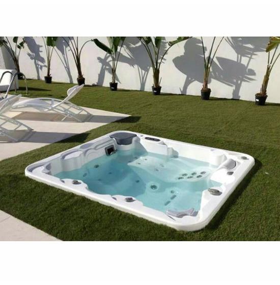 Achat vente jaccuzzi Aquavia Spa gamme spa encastré Mallorca