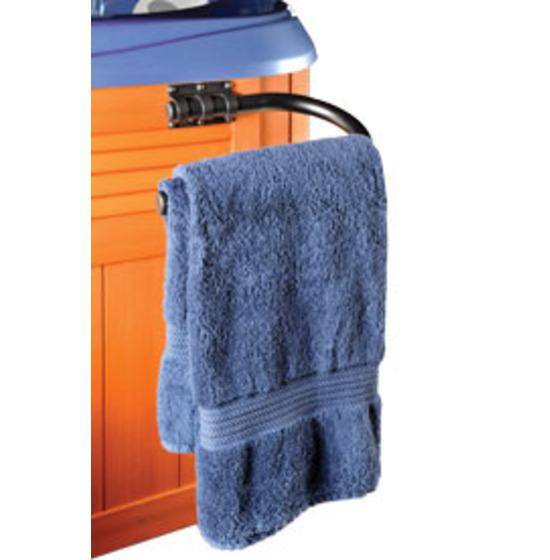 Porte serviette pour spa et jacuzzi