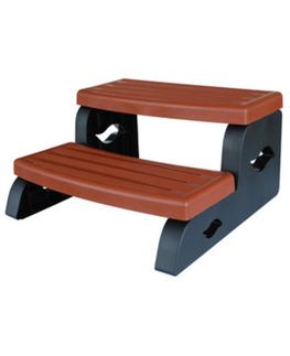 Escalier pour spas - DuraStep II - achat vente en ligne toulon marseille