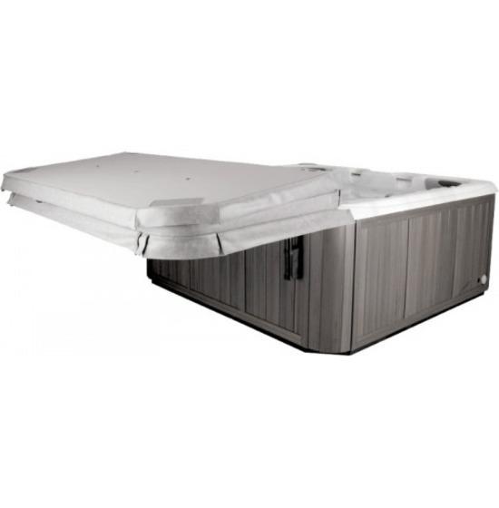 Range couverture Covershelf pour spa et jacuzzi