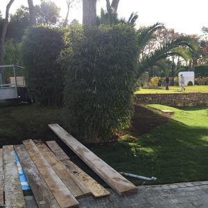 Installation de platelage et de la remorque pour spa CATALINA SPAS