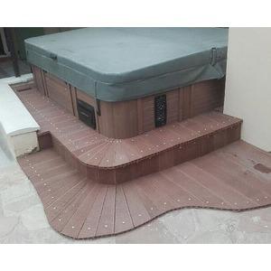 Destockage d'un spa américain modèle d'exposition CATALINA SPAS  à Six fours les plages 83140