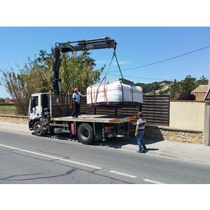 Destockage d'un spa américain modèle CATALINA SPAS modèle Navigator à Sanary sur mer 83110 VAR