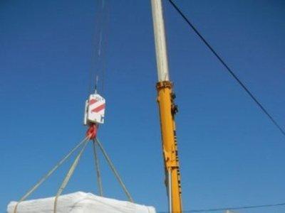 Grutage, installation et mise en service d'un spa CATALINA Aurora à Six-fours 83