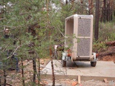 Achat et installation d'un jacuzzi DURASPORT SPAS G2P à Montpezat dans les Alpes