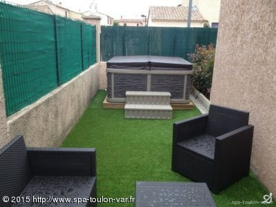 Achat et installation jacuzzi DURASPORT SPAS G2P à La Crau dans le Var 83260
